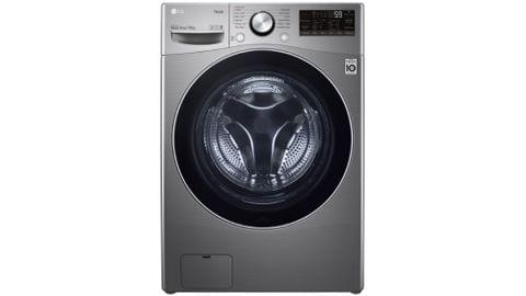 14kg Front Load Washer 4* Energy 4* Water - Silver