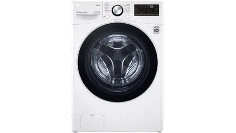 14kg Front Load Washer 4* Energy 4* Water - White