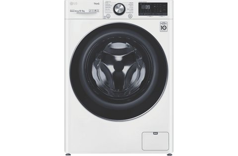 LG 9kg Front Load Washer Dryer Combo