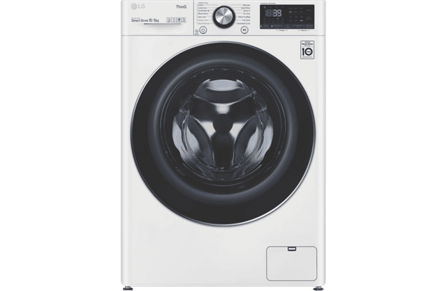 LG 9kg Front Load Washer Dryer Combo