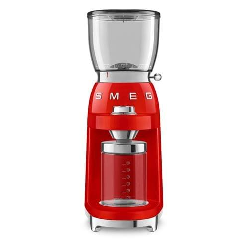 50's Retro Style Coffee Grinder - Red