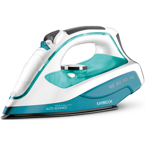 Steamline Steam Iron - White/Blue