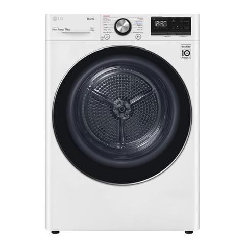 LG 9kg Heat Pump Dryer with Inverter Control