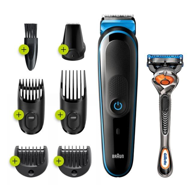 Braun 7-in-1 Multi Grooming Kit