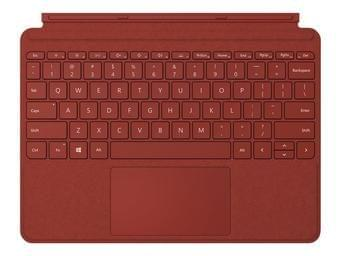 Surface Go Type Cover Poppy Red