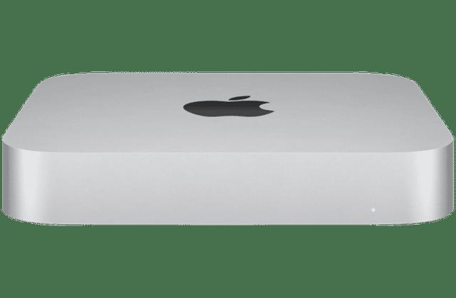 MAC MINI - SILVER/M1 8-CORE CPU & 8-CORE GPU/8GB/512GB/GIGABIT ETHERNET
