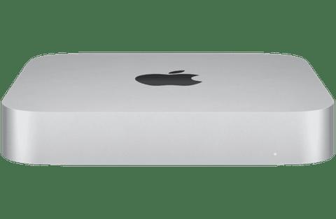 MAC MINI - SILVER/M1 8-CORE CPU & 8-CORE GPU/8GB/256GB/GIGABIT ETHERNET