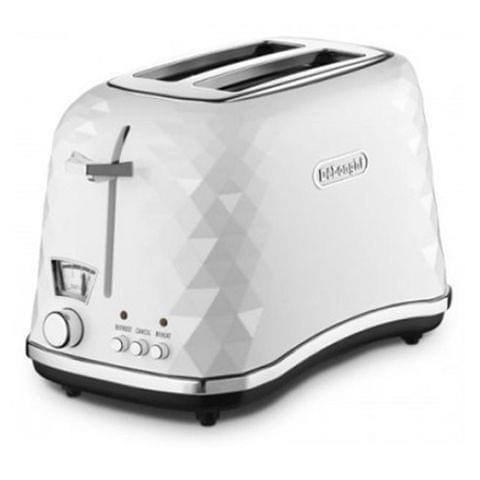 Brillante 1.7 Litre Kettle & 2 Slice Toaster Pack - White