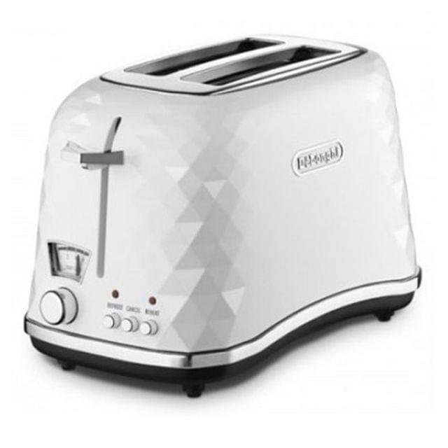 Brillante 1.7 Litre Kettle & 2 Slice Toaster Pack - White
