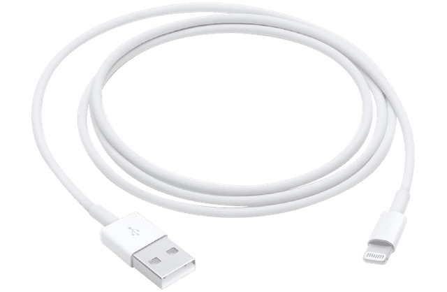 LIGHTNING TO USB 2.0 CABLE (1.0M)