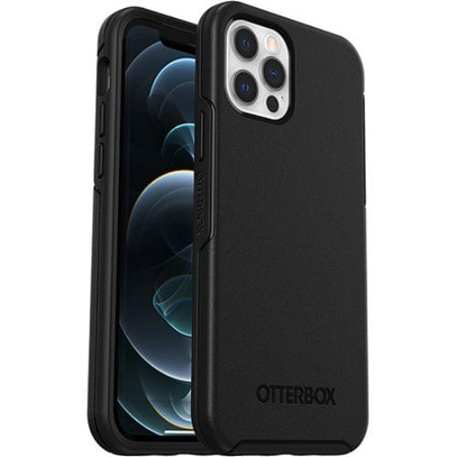 Otterbox SYMMETRY PLUS iPhone 12 and iPhone 12 Pro BLACK