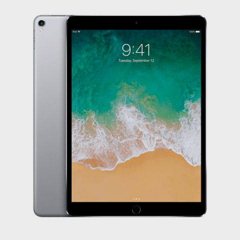 "Refurbished Apple iPad Pro (A1674) 9.7"" 32GB Cellular + EarPods with 3.5mm Audio Jack - Silver"