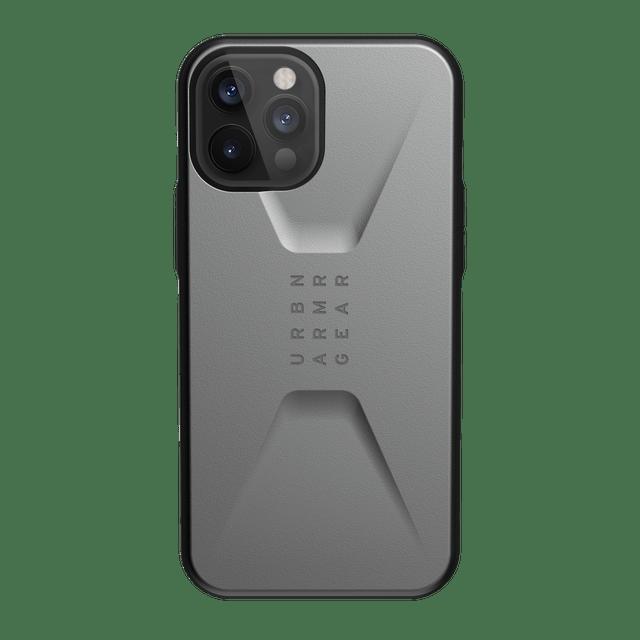 UAG Civilian - Silver - iphone 12 mini 5.4
