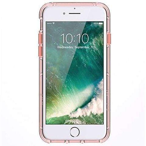 Griffin Survivor Protective Clear Case - iPhone 6 / 7 / 8 / SE2 - ROSE