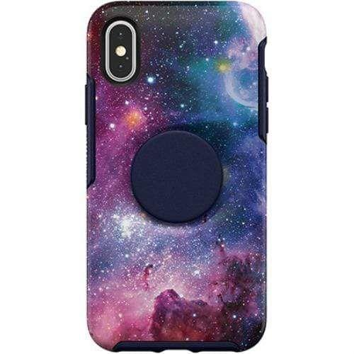 OtterBox + POP Symmetry iPX/XS Blue Nebula