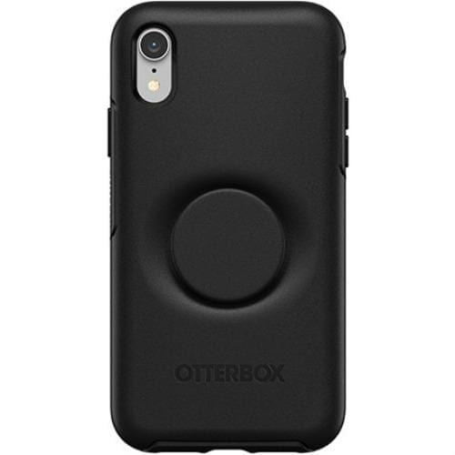 OtterBox + POP Symmetry iPXR Black