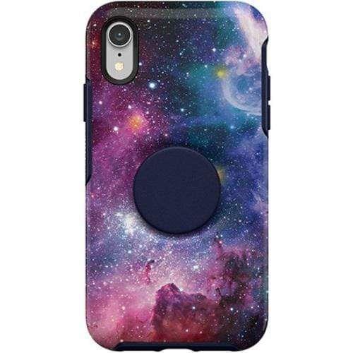 OtterBox + POP Symmetry iPXR Blue Nebula