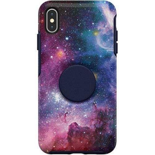 OtterBox + POP Symmetry iPXS Max Blue Nebula