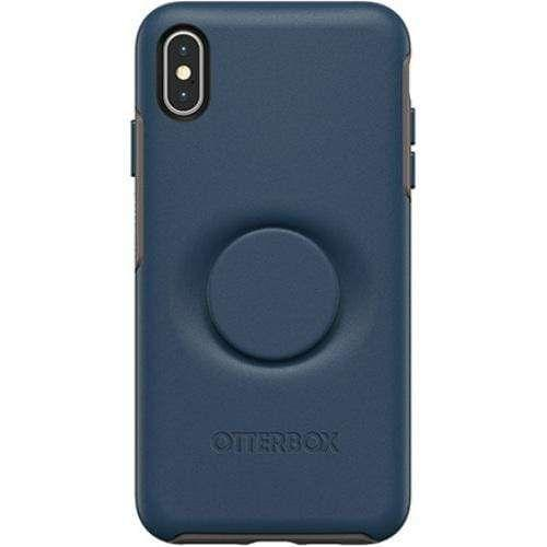 OtterBox POP + SYMMETRY Case - APPLE iPhone XS Max - Go To Blue