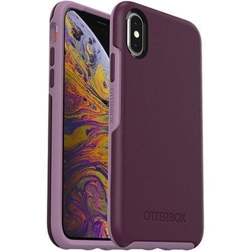 OtterBox Symmetry Case - iPhone X / XS - Tonic Violet