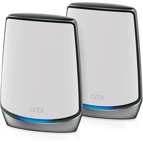 Netgear Orbi RBK852 AX6000 Tri-Band Mesh Wi-Fi 6 System (2 Pack)