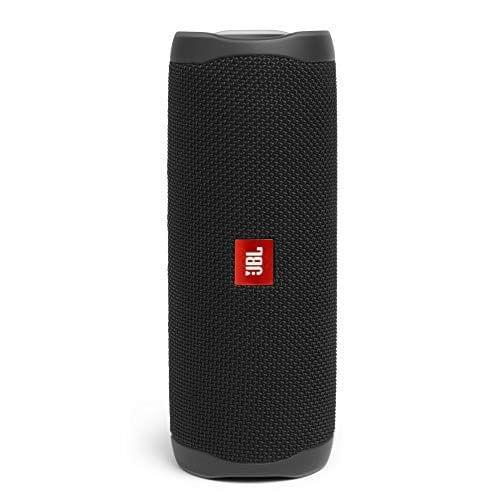 JBL Flip 5 Portable Waterproof Speaker Black
