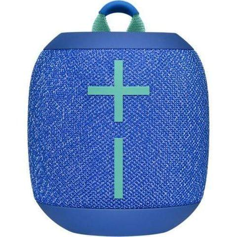 UE Wonderboom 2 Portable Bluetooth Speaker - Bermuda Blue