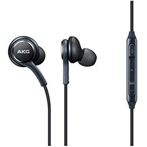 Samsung AKG Earphones with 3.5mm Jack for Galaxy S6/S7/S8 Series - Black