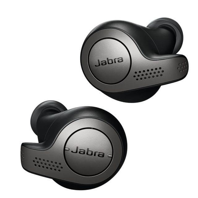 Jabra Elite 65T Wireless Earbuds (Titanium Black)