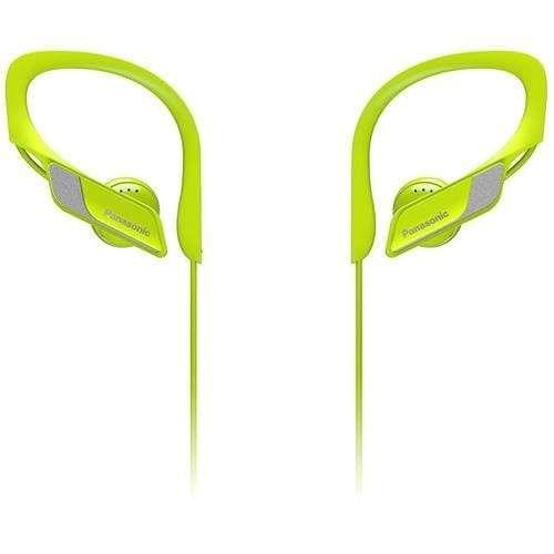 Panasonic Wings Wireless Sports Earphones - Yellow