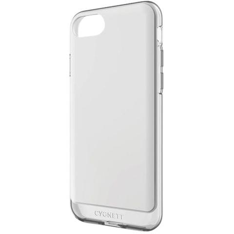 CYGNETT - AeroShield Case - iPhone 7 / 8 - White Crystal