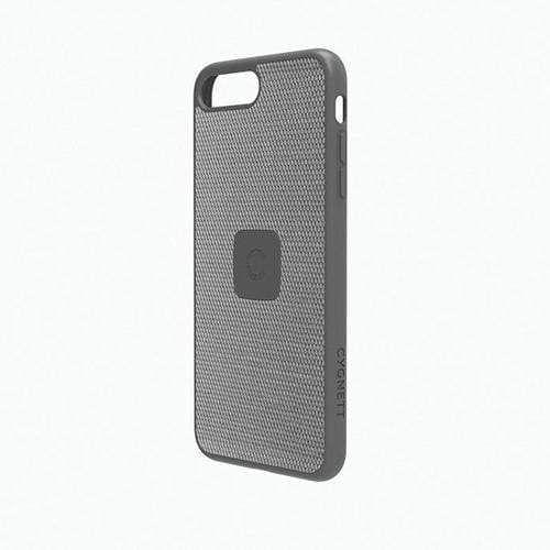 CYGNETT - UrbanShield Carbon Fibre - iPhone 7+ / 8+ - Silver
