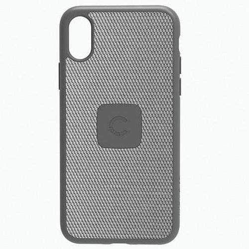 CYGNETT - UrbanShield Carbon Fibre - iPhone X / XS - Silver