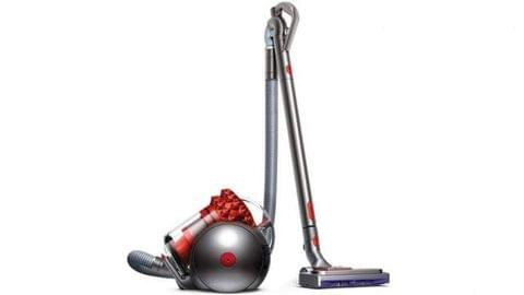 Barrel vacuum