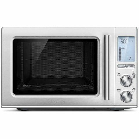 The Smooth Wave Microwave Oven
