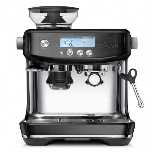 the Barista Pro Coffee Machine - Black Stainless Steel