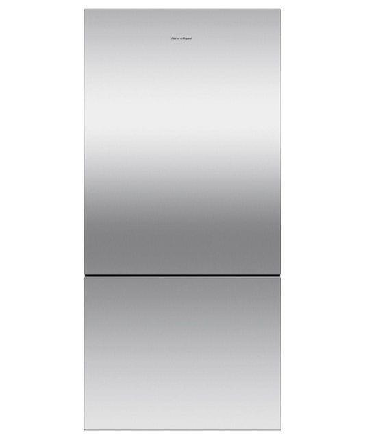 F&P 519 Litre Bottom Mount Refrigerator - Concealed Han (RF522BLPW6)