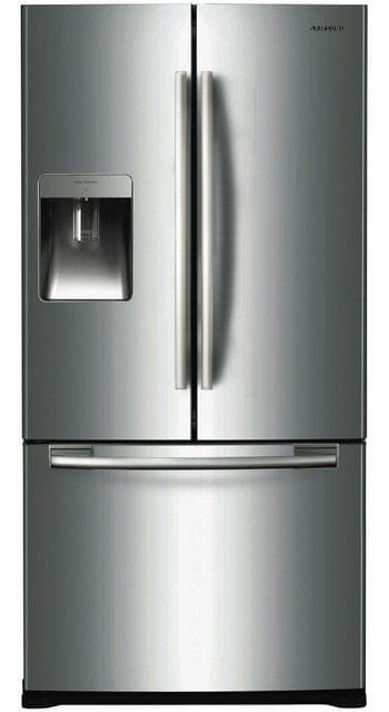 SAMSUNG 634L Family Hub French Door Refrigerator Dispenser