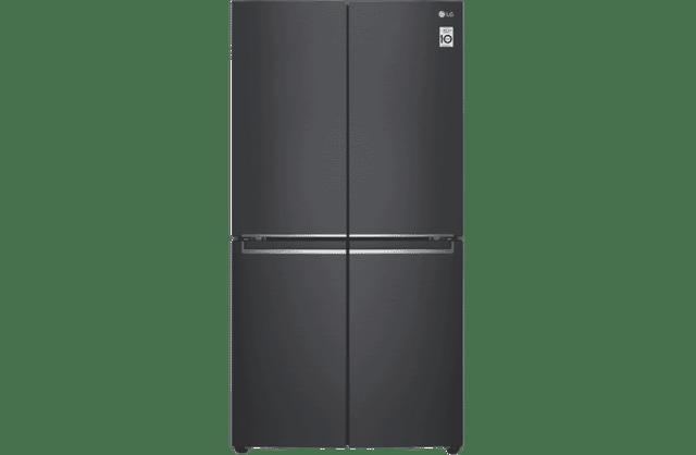 730L French 4 Door Fridge - Stainless Steel
