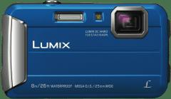 PANASONIC Lumix FT30 Digital Camera Blue