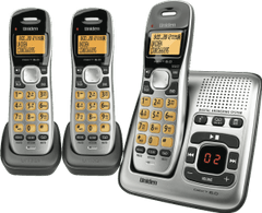 UNIDEN Cordless 1735 Phone Triple Pack