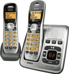 UNIDEN Cordless 1735 Phone Twin Pack