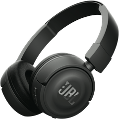 JBL JBL T450 BT On Ear Headphones - Black