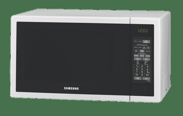 SAMSUNG 40L 1000W White Sensor Microwave
