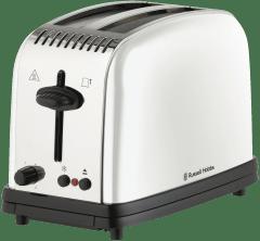 RUSSEL HOBBS Paddington 2 slice Toaster White