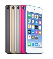 Apple IPOD TOUCH 128GB - WHITE & SILVER (6TH GEN)