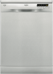 DISHLEX Stainless Steel Freestanding Dishwasher