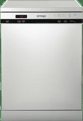 OMEGA Stainless Steel Freestanding Dishwasher