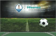 """HISENSE 50""""(126cm) ULED UHD Smart TV"""