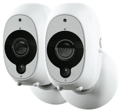 SWANN Smart Security 1080P Wi-Fi Camera 2 Kit